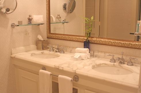 The Ritz - bathroom
